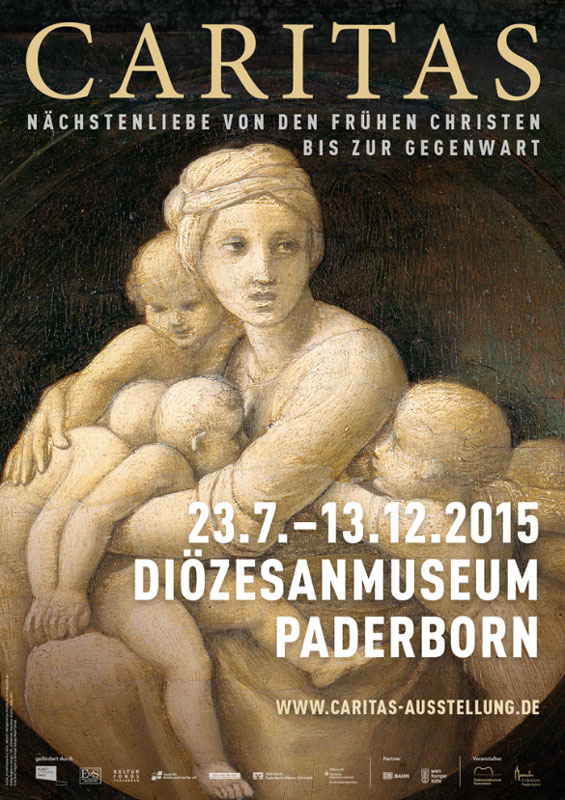 diocesan museum poster for exhibition 2015