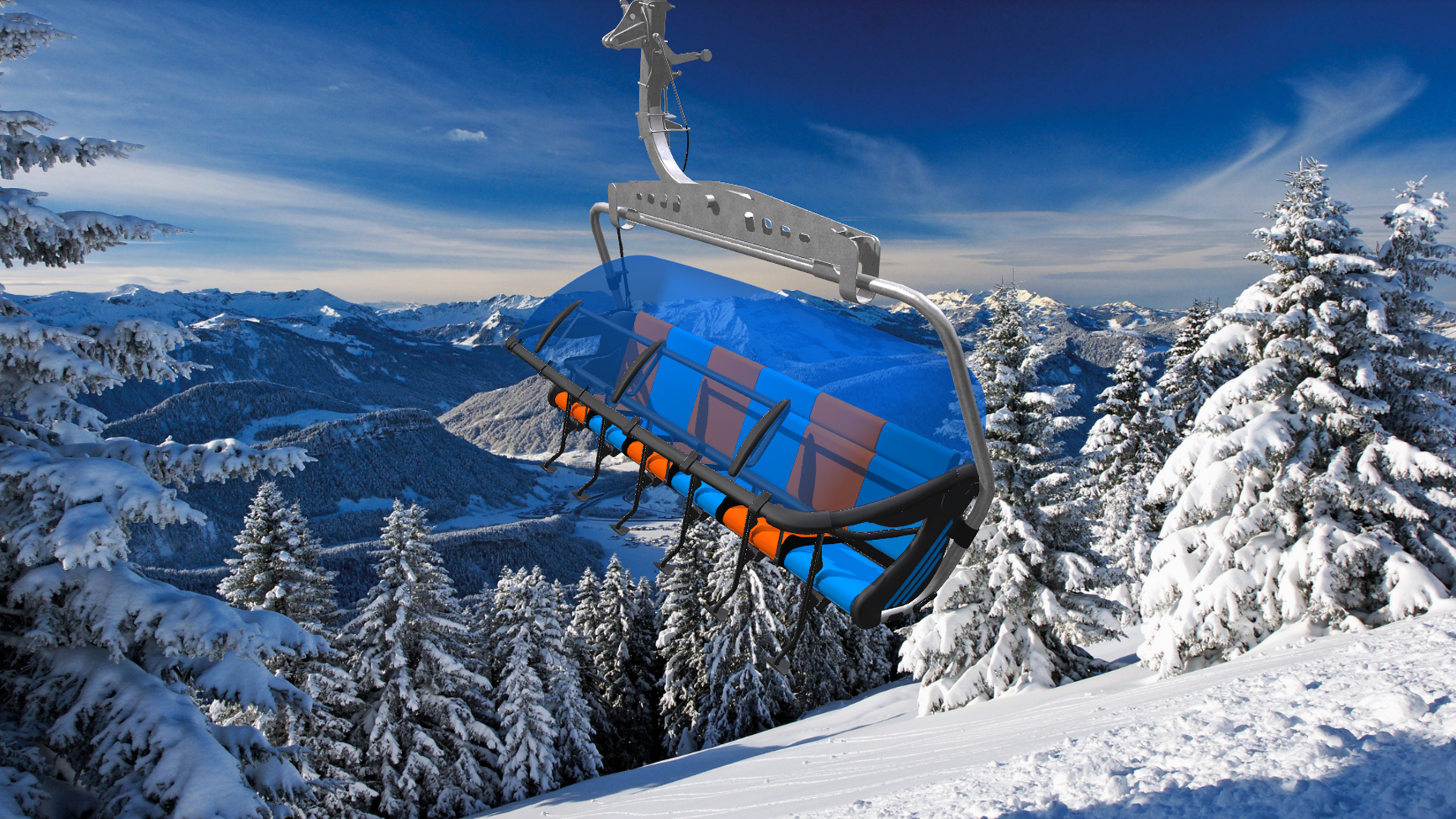 doppelmayr ropeway configurator chairlift