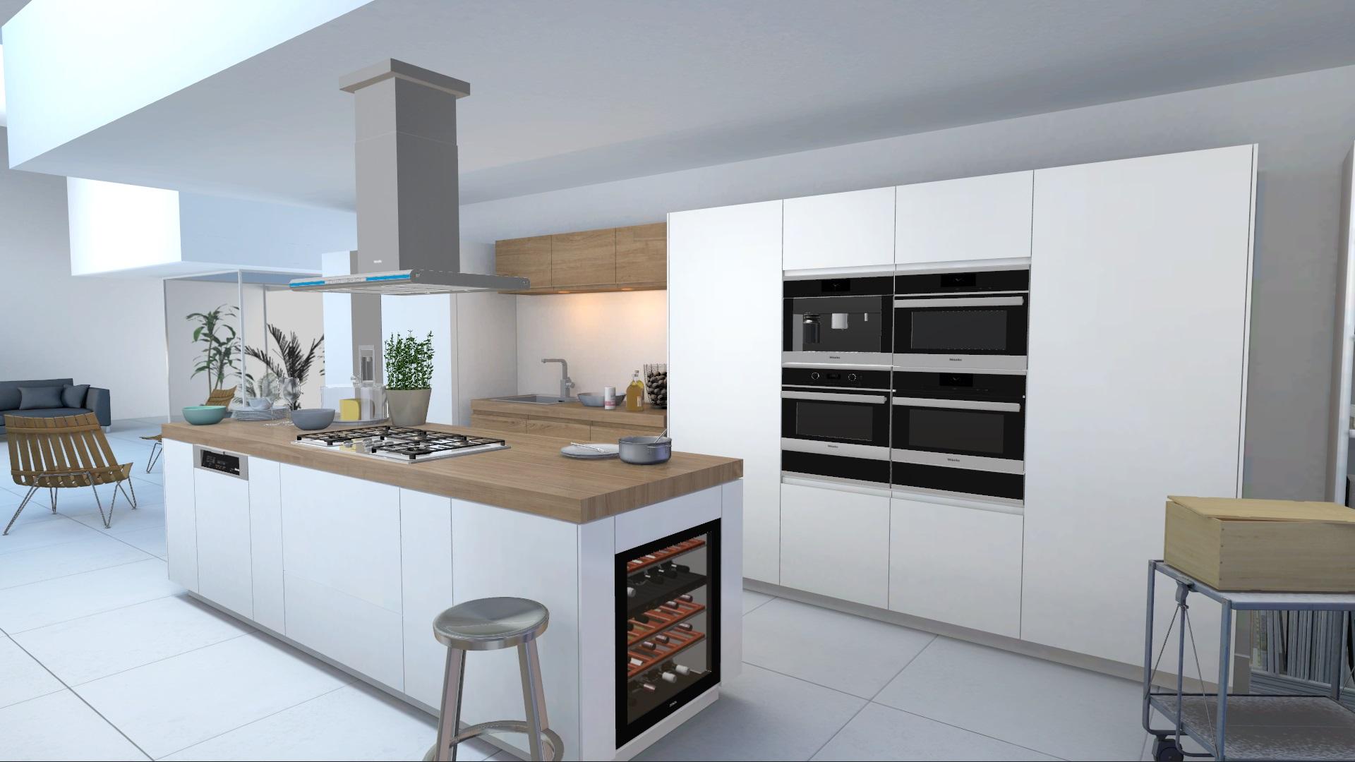 Kitchen Appliance Visualizer Redplant Realtime Studio