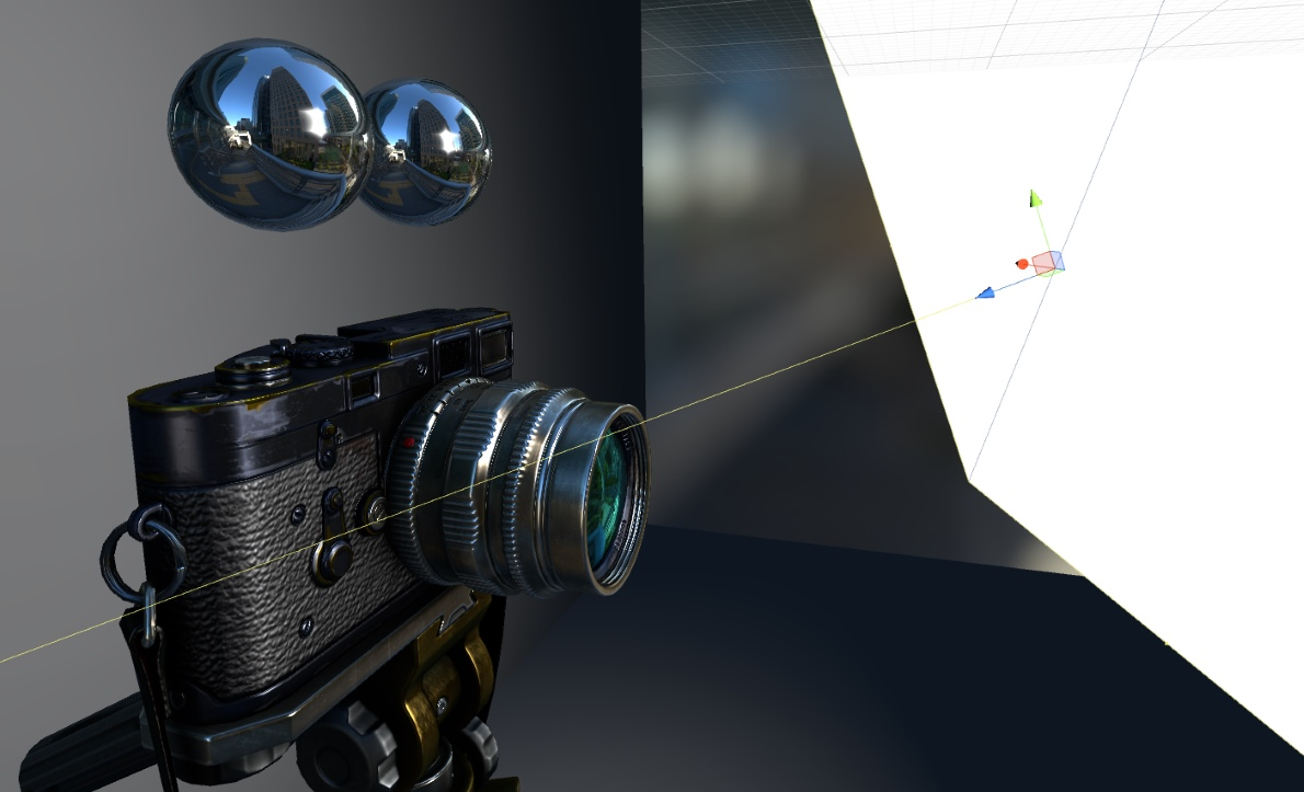 unity redlights by redplant camera skyshop