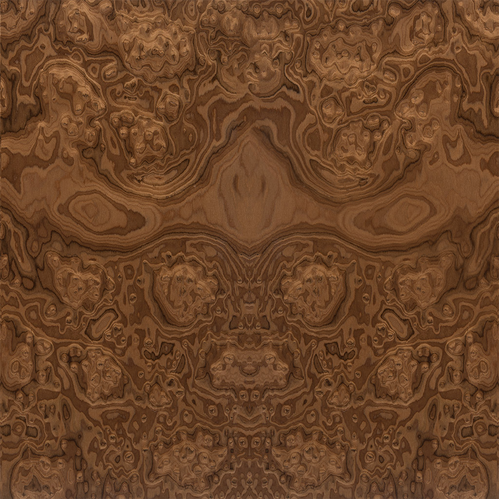 material chocolate burl for sq2 configurator