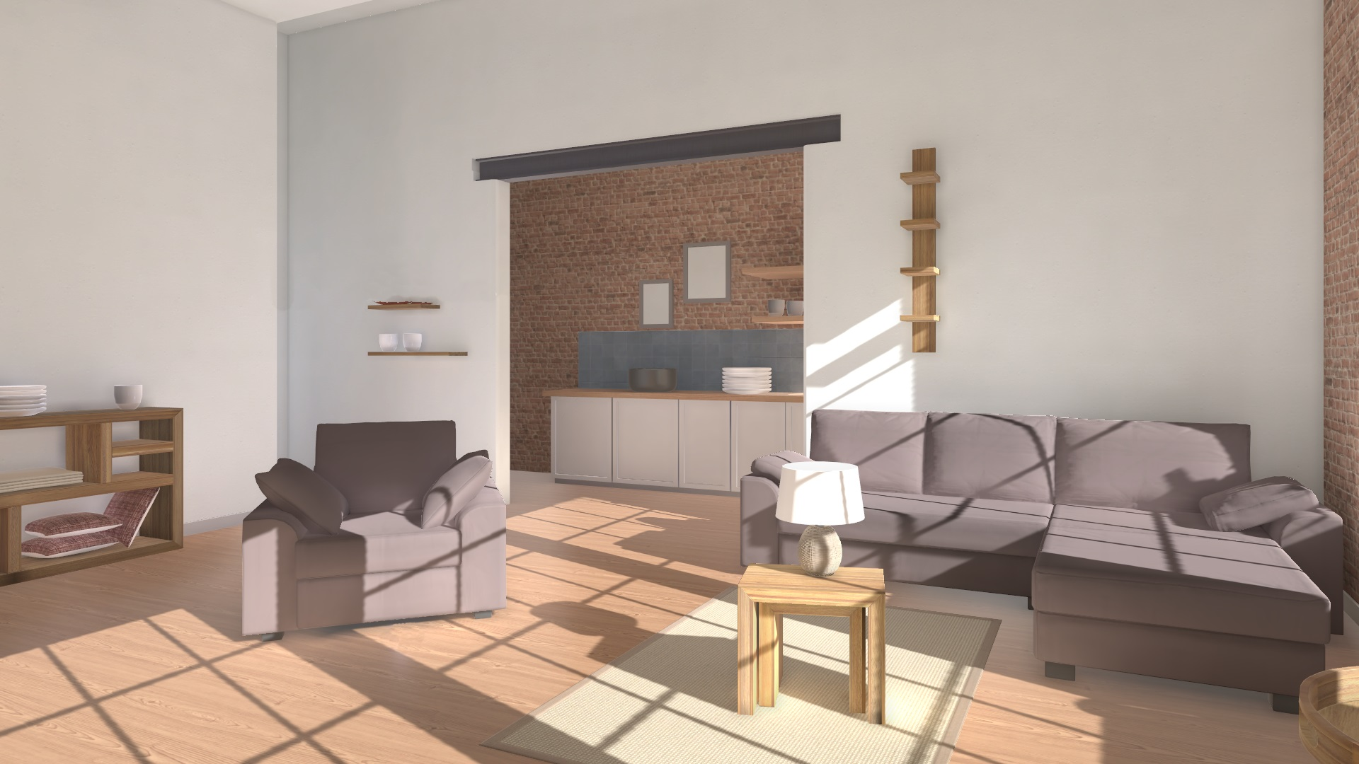 tchibo living configurator living ambiente warm