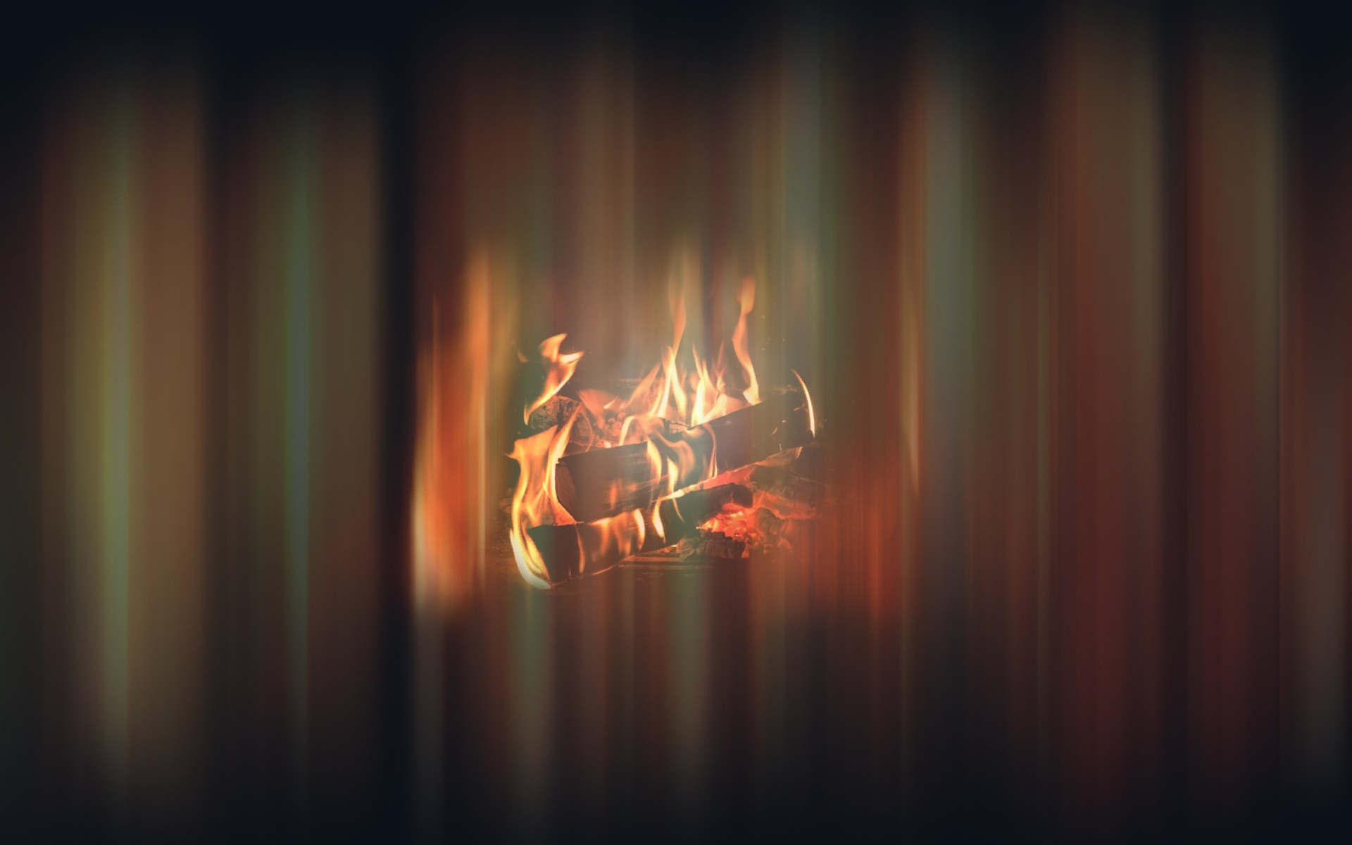 wdr unity app visualization of fireplace
